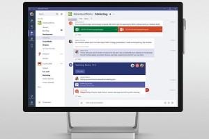 Microsoft Teams désormais intégré à la Creative Cloud d'Adobe