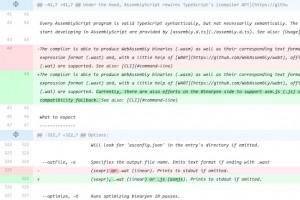 Projet AssemblyScript: un pont entre WebAssembly et TypeScript