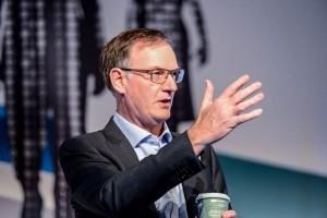David Goulden, président de Dell EMC, partira en janvier 2018