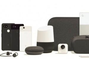 Pixel 2, Pixelbook, Google Home Max... toutes les annonces Google