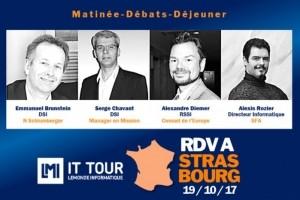 IT Tour Strasbourg 2017 : Moins de 7 jours pour vous inscrire !
