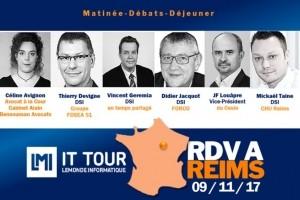 IT Tour Reims : Plus que 8 jours pour vous inscrire !