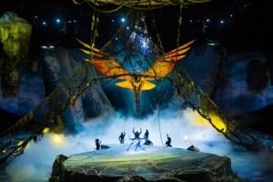 Torukdu Cirque du Soleil: une expérience interactive grâce à SAP HANA