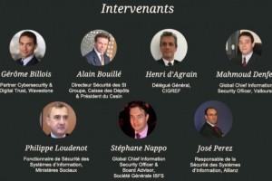 Conférence CIO Cybersécurité : Les RSSI d'Allianz et Caisse des Dépôts interviendront