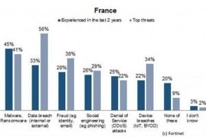 77% des entreprises françaises victimes du piratage
