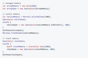 Améliorations à venir pour le CLR .Net de Microsoft