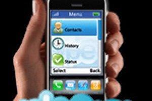 Skype est utilisable sur l'iPhone