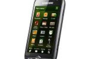 4 smartphones Samsung sous  Windows Mobile 6.5