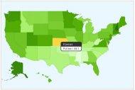 22 outils gratuits pour visualiser et analyser les donn�es (1�re partie)