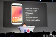Google I/O 2013 : un Galaxy S4 100% Android sans fioritures corennes