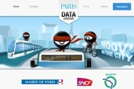 Moov'In the City, un concours d'apps sur l'Open Data parisien