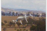 Google pr�sente aussi ses drones de livraison de colis