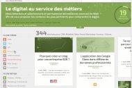 DigitalWorldBusiness.fr : Actus et tendances du num�rique pour les m�tiers