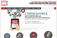 La 6e �dition de l'Open CIO Summit met le cap sur l'Open Source