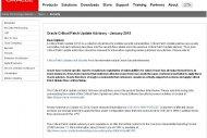 Oracle corrige 19 failles Java et d�sactive SSL 3.0
