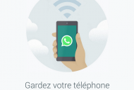 WhatsApp arrive sur le web