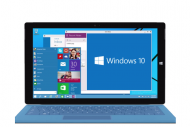 Microsoft livre la derni�re build de Windows 10