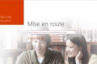 Office 365 en acc�s gratuit pour les �tudiants fran�ais