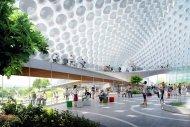 Le tr�s ambitieux projet de campus de Google