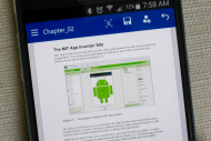 Office d�barque enfin sur les smartphones Android