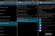 Des smartphones Android �chouent au test de r�initialisation