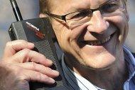 Matti Makkonen, le p�re du SMS, s'en est all�