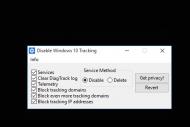 Une mise � jour pour bloquer le tracking dans Windows 10 Enterprise