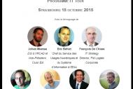 IT Tour � Strasbourg : Venez rencontrer les DSI et RSSI de votre r�gion