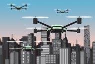 Des cartes 4D pour aider les drones � �viter les obstacles mobiles
