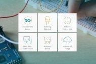 Cr�er et partager du code avec Arduino Create