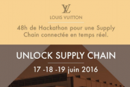 Louis Vuitton lance un hackathon dans la supply chain connect�e