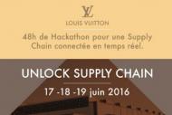 Louis Vuitton lance un hackathon dans la supply chain connect�e