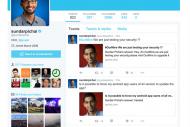 Sundar Pichai, le CEO de Google, se fait pirater ses comptes Quora et Twitter