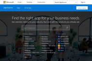 Microsoft pr�pare une boutique d'applications d'entreprise
