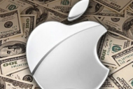 Une amende fiscale record pour Apple en Europe