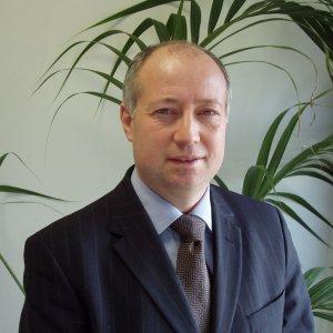 Alain Rabary, élu à la CCI (Chambre de Commerce et d'Industrie) de Toulouse en charge du secteur numérique et des TICs et PDG de l'entreprise Val informatique