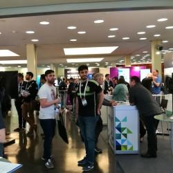 Conférence développeurs à Berlin en mars dernier où le DevOps était au coeur des discussions. (Crédit S.L.)