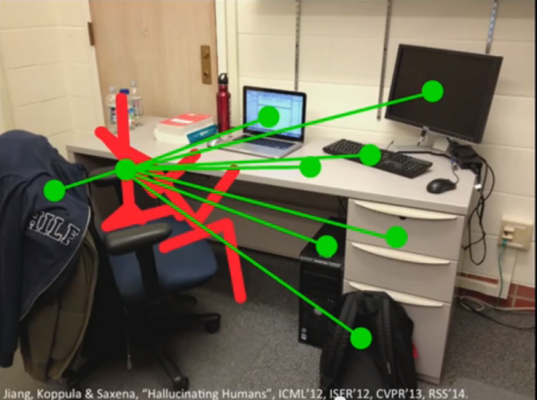 Robo Brain est un r�f�rentiel accessible dans le cloud qui permettra aux robots d'apprendre de nouvelles t�ches � partir de vid�os ou d'images.