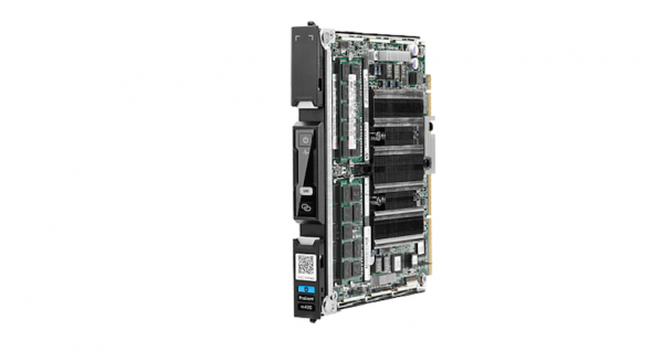 Apr�s les cartouches Intel Atom, HP propose une option ARM 64 bits - la Proliant M400 - sur ses serveurs Moonshot.