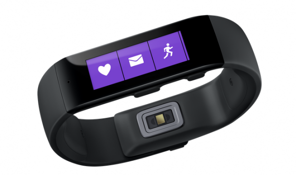 Le Band de Microsoft s'apparente plus � un bracelet connect� qu'� une smartwatch