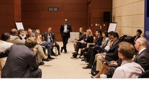 <p>La cybercriminalit� a �t� abord�e lors du Forum �conomique de Davos qui s'est d�roul� du 21 au 24 janvier dernier.�</p>