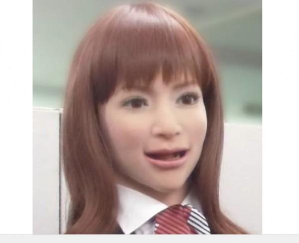 Des humano�des vont accueillir les clients dans l'h�tel japonais Henn-na qui ouvrira ses portes en juillet prochain.