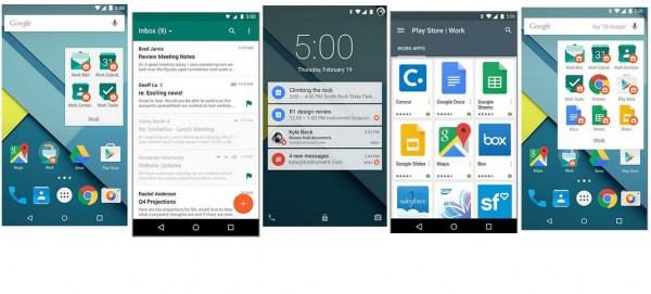 Avec Android for Work, Google apporte � l'entreprise des fonctionnalit�s pour s�curiser l'utilisation des mobiles exploitant son OS.