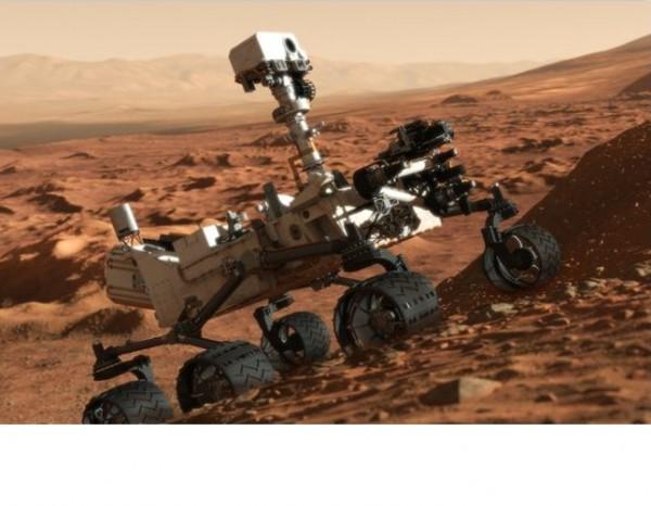 Curiosity, le rover martien de la NASA, a �t� victime d'un court-circuit. Les ing�nieurs de l'agence esp�rent le refaire fonctionner.