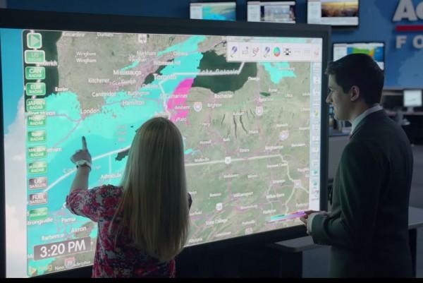 AccuWeather a choisi le cloud Microsoft Azure pour traiter, analyser et affiner ses pr�visions m�t�o.
