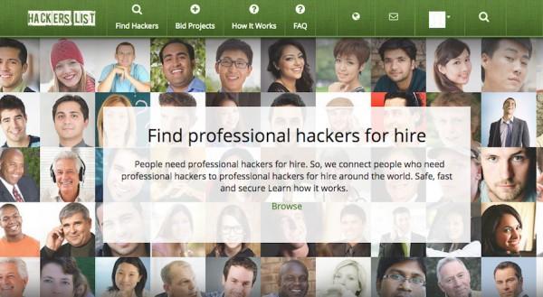 Une grande partie des annonces publi�es sur le site Hacker's List sont totalement ill�gales selon l'avocat J.Mayer.