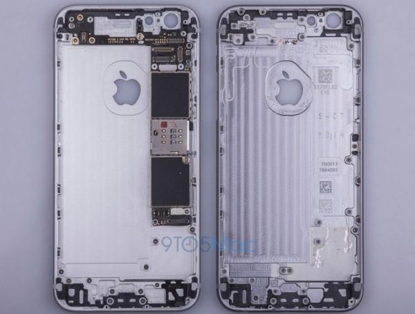 Les premi�res photos de l'iPhone 6S ont fuit� sur la toile.