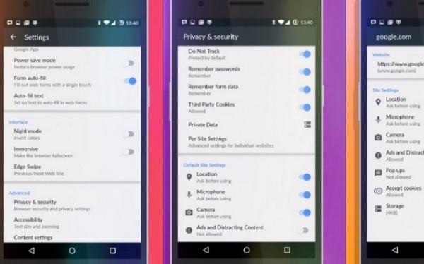 A l'origine d'un fork Android, CyanogenMod travaille sur Gello, un navigateur web Open Source.