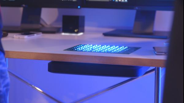 Intel � pr�sent� � l'IFA 2015 une technologie de charge sans fil pour petits ordinateurs portables.