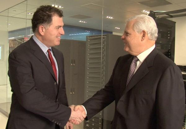 Michael Dell a propos� 67 Md$ pour convaincre Joe Tucci et s'offrir EMC.